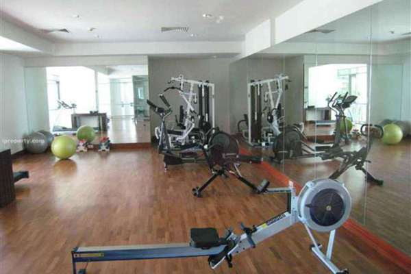 For Rent Condominium at Stonor Park, KLCC Leasehold Semi Furnished 4R/5B 10k