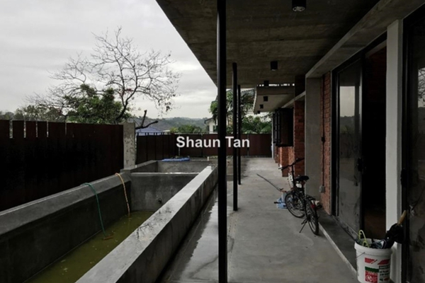For Rent Bungalow at Bukit Bandaraya, Bangsar Leasehold Semi Furnished 8R/8B 29k