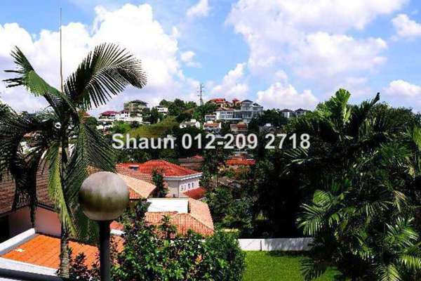 For Sale Bungalow at Lucky Garden, Bangsar Freehold Semi Furnished 4R/5B 4.8m