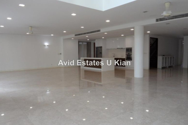 For Sale Townhouse at One Menerung, Bangsar Leasehold Semi Furnished 5R/7B 11.5m