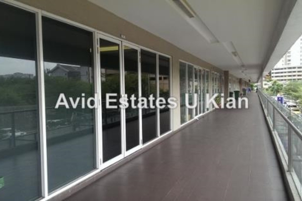 For Sale Shop at First Residence, Kepong Leasehold Unfurnished 0R/0B 540k