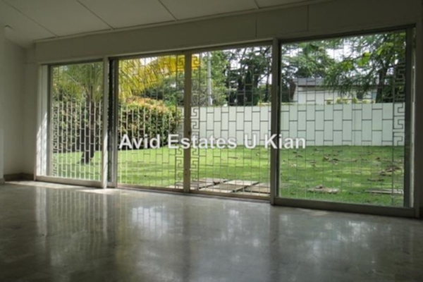 For Rent Bungalow at Bukit Tunku, Kenny Hills Freehold Semi Furnished 4R/4B 8k
