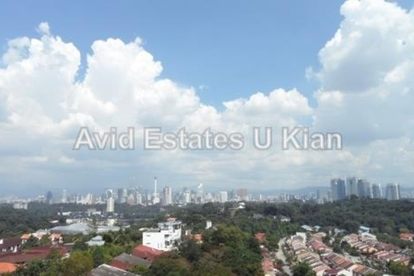 For Sale Condominium at One Menerung, Bangsar Freehold Semi Furnished 4R/6B 11.5m