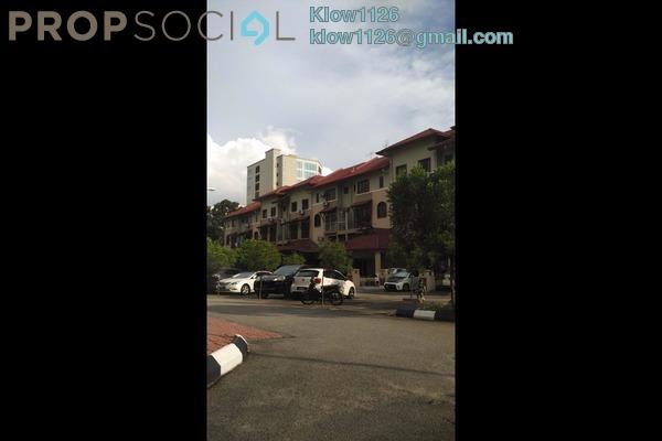 For Sale Townhouse at Villa Laman Tasik, Bandar Sri Permaisuri Leasehold Semi Furnished 4R/3B 750k