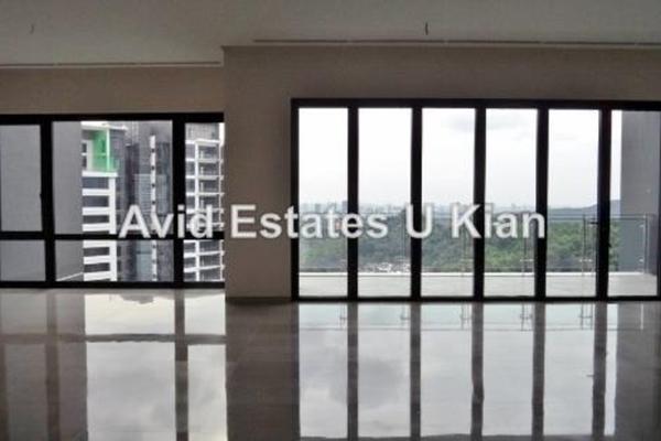 For Sale Condominium at Serai, Bangsar Leasehold Semi Furnished 4R/5B 9.76m