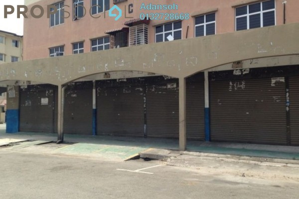 For Rent Shop at Rawang Idaman, Rawang Freehold Unfurnished 1R/2B 2.3k