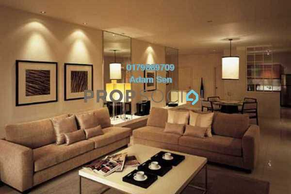 For Rent Condominium at Gateway Kiaramas, Mont Kiara Freehold Fully Furnished 2R/3B 4.4k