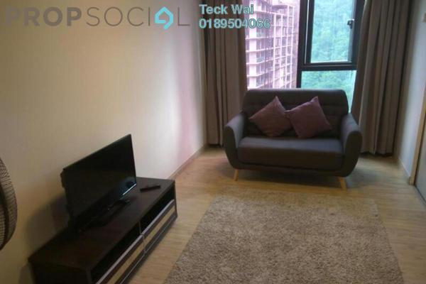 For Rent SoHo/Studio at Empire City, Damansara Perdana Leasehold Fully Furnished 0R/1B 1.3k
