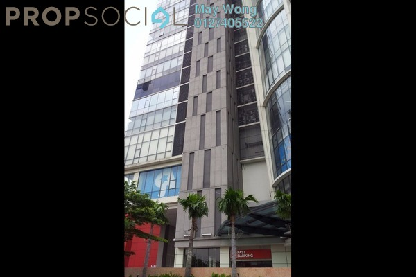 For Rent Office at Empire Subang, Subang Jaya Freehold Semi Furnished 0R/2B 3.8k