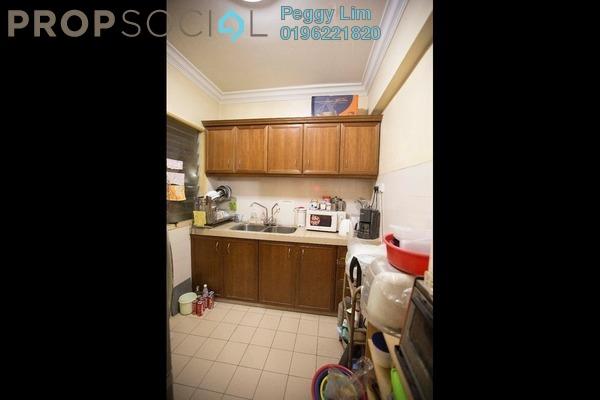 For Sale Condominium at Vista Lavender, Bandar Kinrara Leasehold Semi Furnished 3R/2B 230k
