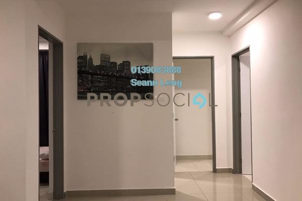 For Rent Condominium at Sentul Rafflesia, Sentul Freehold Fully Furnished 4R/3B 2.35k