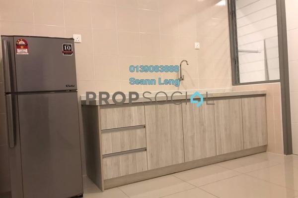 For Rent Condominium at Sentul Rafflesia, Sentul Freehold Fully Furnished 3R/2B 2.3k