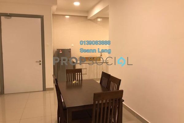 For Rent Condominium at Sentul Rafflesia, Sentul Freehold Fully Furnished 3R/2B 2.2k