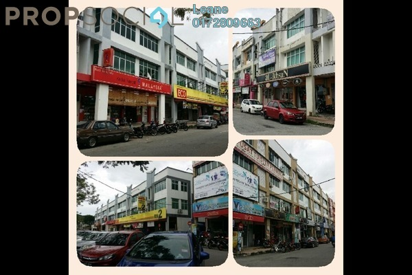For Sale Shop at Medan Perwira, Taiping Leasehold Unfurnished 0R/0B 710k