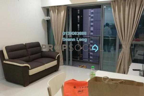 For Rent Condominium at Summer Suites, KLCC Leasehold Fully Furnished 1R/1B 2.4k