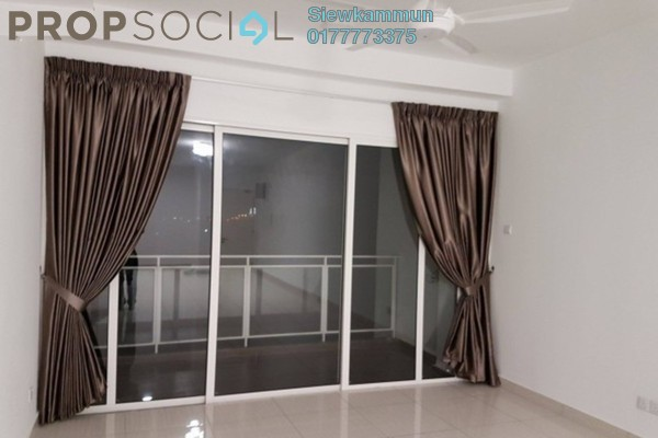 For Rent Apartment at Damansara Foresta, Bandar Sri Damansara Freehold Semi Furnished 4R/3B 1.8k