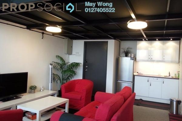 For Rent Office at Empire Subang, Subang Jaya Freehold Fully Furnished 0R/2B 2.5k