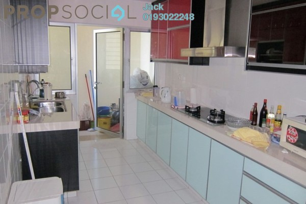 For Rent Condominium at Prima Setapak II, Setapak Freehold Unfurnished 3R/2B 2.3k