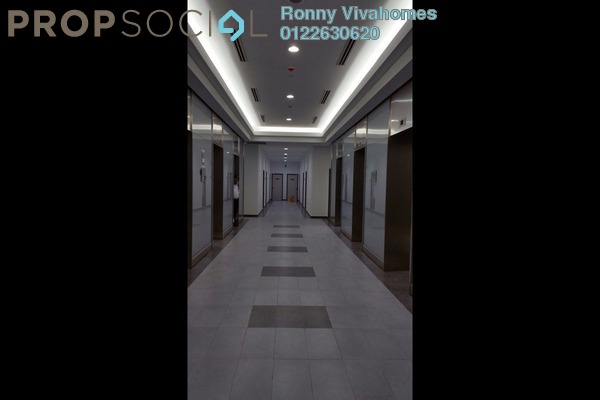 For Rent SoHo/Studio at Pinnacle, Petaling Jaya Leasehold Unfurnished 1R/2B 2.9k