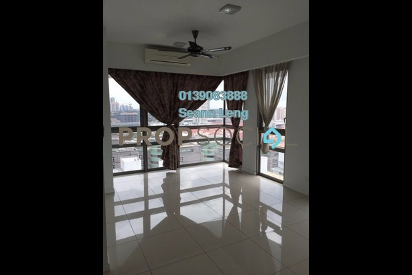 For Rent Serviced Residence at Cascades, Kota Damansara Leasehold Semi Furnished 2R/2B 2.1k