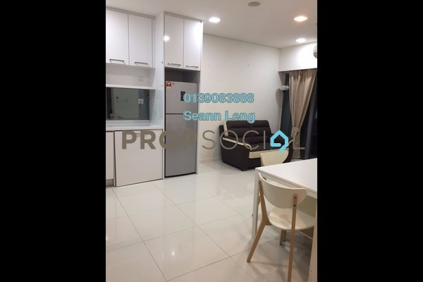 For Rent Serviced Residence at Summer Suites, KLCC Leasehold Fully Furnished 1R/1B 2.25k