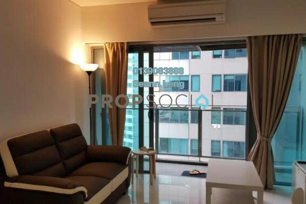 For Rent Serviced Residence at Summer Suites, KLCC Leasehold Fully Furnished 1R/1B 2.2k