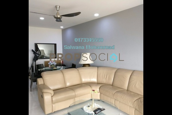 For Sale Condominium at Seri Maya, Setiawangsa Freehold Unfurnished 3R/2B 750k