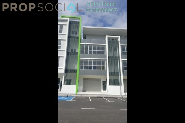 For Rent Shop at Bandar Puteri Bangi, Bangi Freehold Unfurnished 0R/2B 4.5k