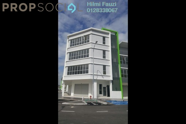 For Rent Shop at Bandar Puteri Bangi, Kajang Freehold Unfurnished 0R/2B 10k