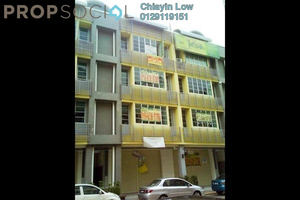 For Rent Office at 8 Avenue, Petaling Jaya Leasehold Semi Furnished 3R/2B 4.5k