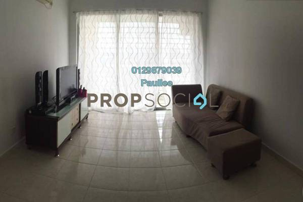 For Rent Condominium at Koi Tropika, Puchong Leasehold Fully Furnished 3R/2B 1.3k