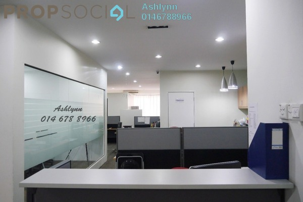For Sale Office at Merchant Square, Tropicana Leasehold Semi Furnished 0R/0B 780k