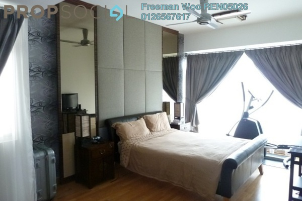 For Rent Condominium at Ceriaan Kiara, Mont Kiara Freehold Semi Furnished 4R/4B 4.5k