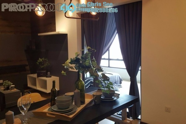 For Rent Condominium at You One, UEP Subang Jaya Freehold Fully Furnished 1R/1B 2.3k