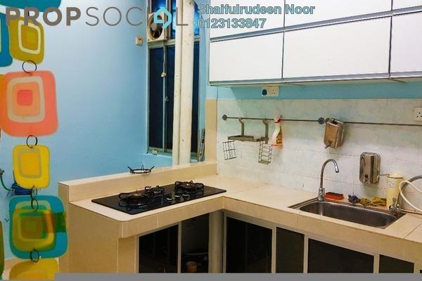 For Rent Apartment at Lagoon Perdana, Bandar Sunway Leasehold Semi Furnished 3R/2B 1.1k