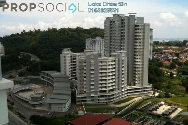 For Rent Condominium at Ideal Regency, Bukit Gambier Freehold Fully Furnished 4R/2B 2.2k