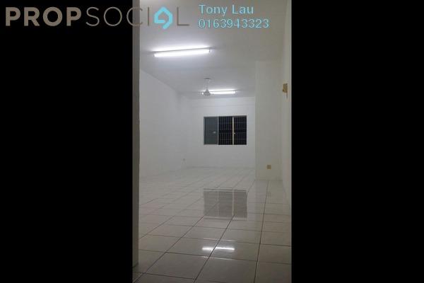 For Rent Apartment at Cemara Apartment, Bandar Sri Permaisuri Leasehold Unfurnished 3R/2B 1.2k