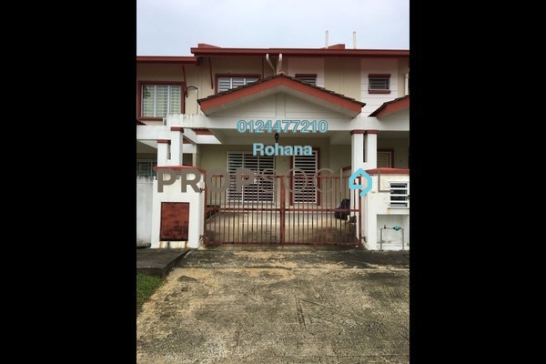 For Sale Terrace at Aman Putri, Sungai Buloh  Unfurnished 4R/3B 490k