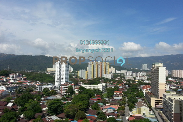 For Rent Apartment at Mutiara Heights, Jelutong Leasehold Unfurnished 3R/2B 850translationmissing:en.pricing.unit