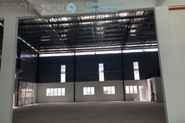 For Rent Factory at Taman Klang Utama, Klang Freehold Unfurnished 1R/2B 10k