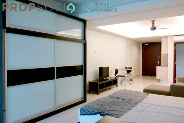 For Rent Serviced Residence at Plaza Damas 3, Sri Hartamas Freehold Fully Furnished 1R/1B 1.7k