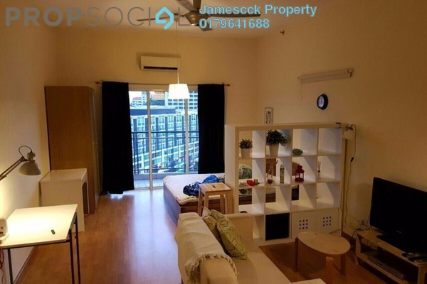 For Rent Condominium at Waldorf Tower, Sri Hartamas Freehold Fully Furnished 1R/1B 1.6k