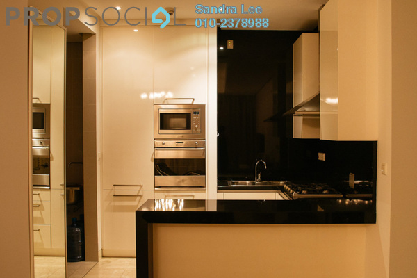 For Sale Condominium at Pavilion Residences, Bukit Bintang Leasehold Fully Furnished 2R/2B 2.2m