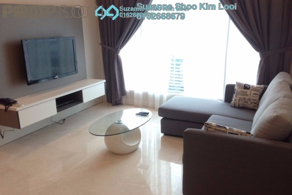 For Rent Condominium at Soho Suites, KLCC Freehold Fully Furnished 3R/2B 3.4k