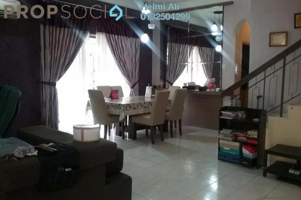 For Sale Terrace at Taman Pelangi Semenyih, Semenyih Freehold Semi Furnished 4R/3B 680k