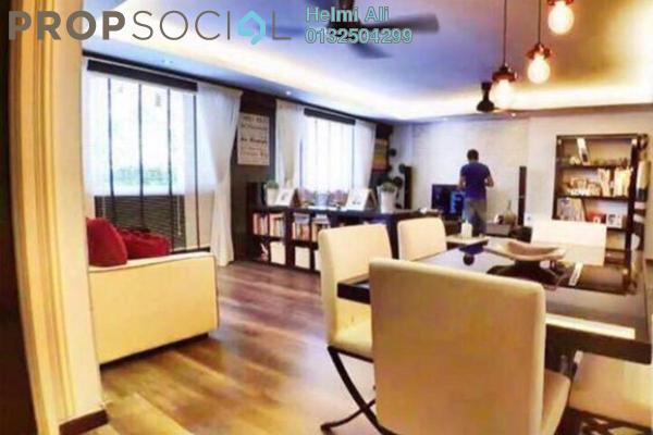 For Sale Condominium at Puncak Damansara, Bandar Utama Leasehold Semi Furnished 3R/2B 495k