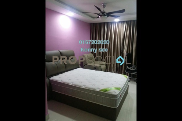 For Rent Condominium at The Z Residence, Bukit Jalil Freehold Fully Furnished 3R/2B 2.6k