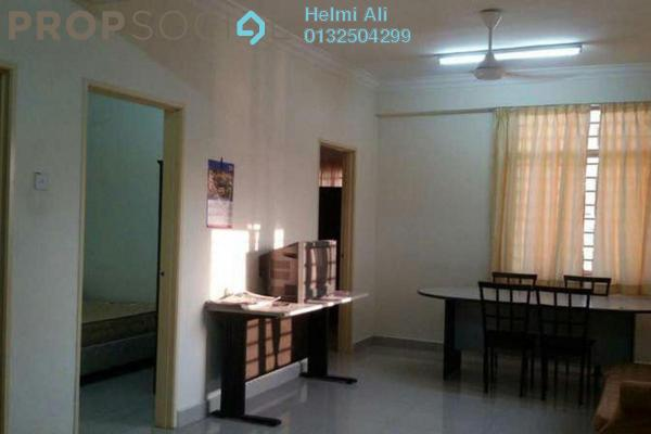 For Sale Apartment at Melor Apartment, Kajang Freehold Semi Furnished 3R/2B 295k