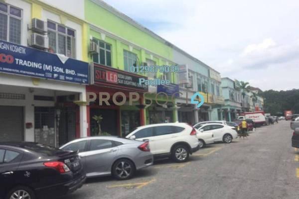 For Rent Shop at Puteri 7, Bandar Puteri Puchong Freehold Unfurnished 0R/2B 3k