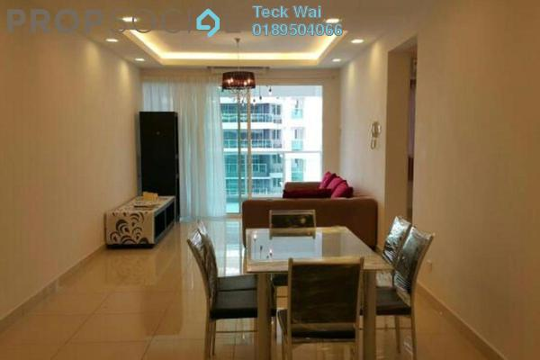 For Rent Condominium at The Regina, UEP Subang Jaya Leasehold Fully Furnished 3R/2B 2k